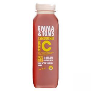 3 x Extreme C Fresh Juice Bottles