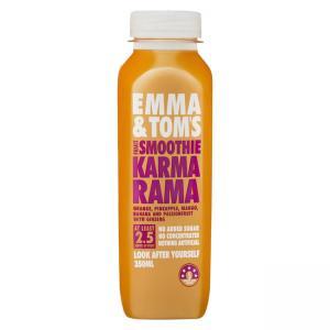 3 x Karmarama Fresh Juice Bottles