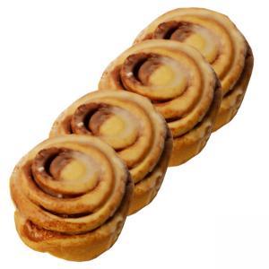 4 x Cinnamon Roll