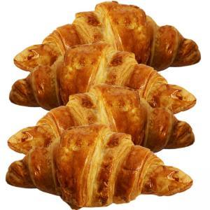 4 x Plain Croissant/ Croissant Simples