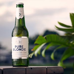 Pure Blonde Ultra Low Carb Lager Beer