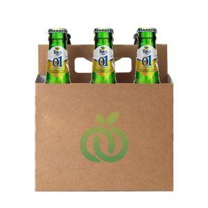 6 x 01 Korca Beer