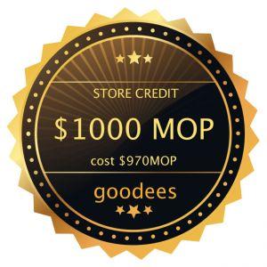 goodees 1000