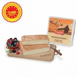 "Taleggio DOP ""Seasoned in Valsassina"" Italian Cheese"