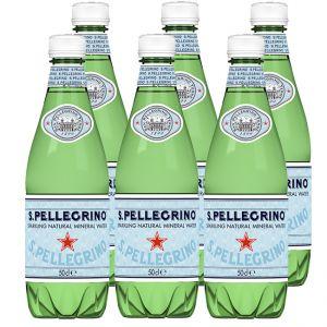 6 x San Pellegrino Mineral Water