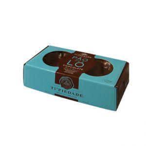 Portuguese Chocolate Sponge Small Cakes