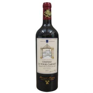 Haut-Médoc (Grand Cru Classé)  2011 Bordeaux Red Wine