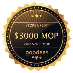 goodees 3000