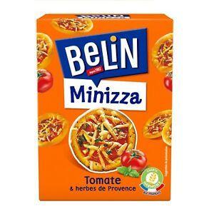 Minizza Belin Biscuits Snack