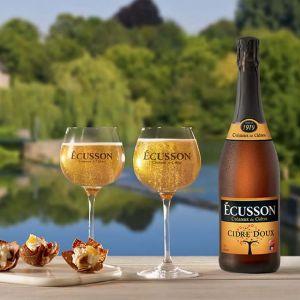 Ecusson Cidre Doux - Sweet Cider