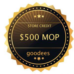 goodees 500