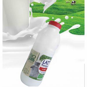 Organic French Fresh Milk - Full