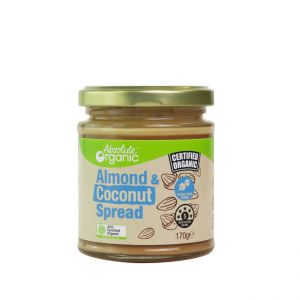 Organic Almond & Coconut Spread