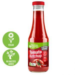 Organic Tomato Ketchup Sauce