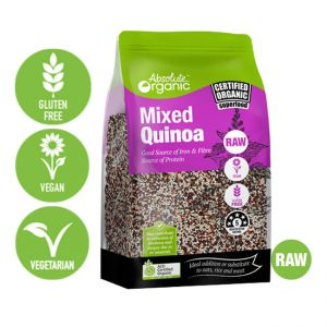 Organic Quinoa Mixed