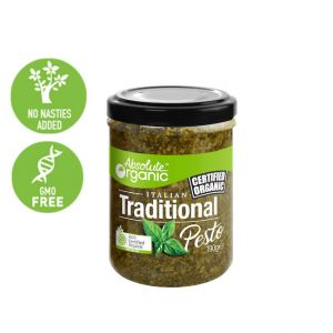 Organic Traditional Pesto