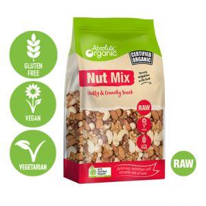 Organic Raw Mix Nuts