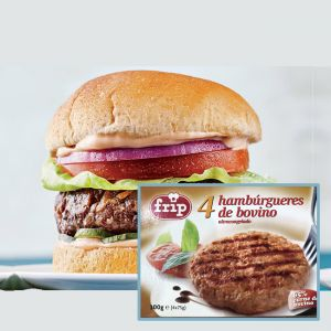 Beef Burgers Patties