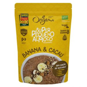 Organic Super Breakfast Banana & Cocoa