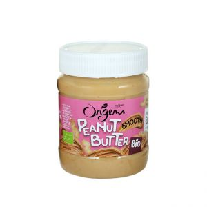 Organic Smooth Peanut Butter