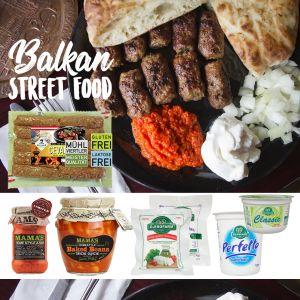 Balkan Streed Food
