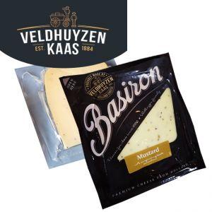 Basiron Mustard  Gouda Cheese