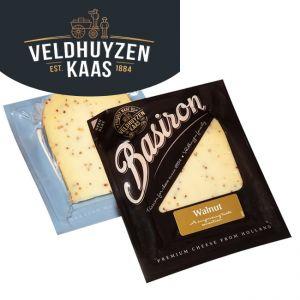 Basiron Walnut Gouda Cheese