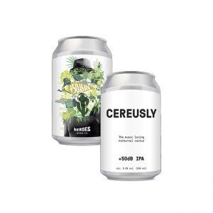 Cereusly +50dB IPA ALE