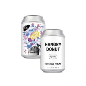 Hungry Donut Hopiscus Wheat Beer