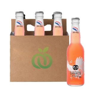 6 X French Rose Cider
