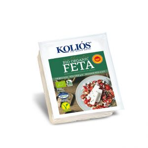 Organic Greek FETA Cheese P.D.O