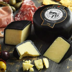 Black Bomber Extra Mature Cheddar Cheese