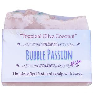 Tropical Olive Coconut Handmade Bar Soap