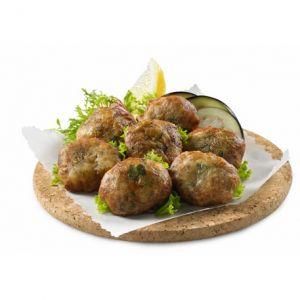 Greek Grilled Eggplant Balls