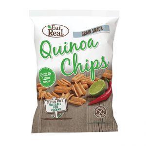 Cofresh Quinoa Chips Chilli & Fresh Lime
