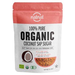 Organic Coconut Sap Sugar