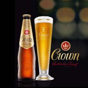 Crown Lager Beer
