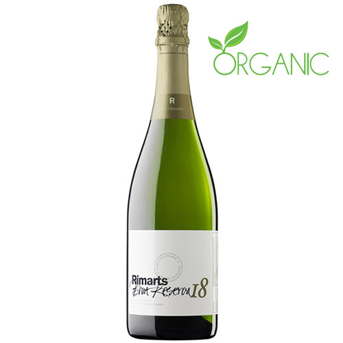 Organic Brut Reserva 2017 Sparkling – 18 Mnth Ageing