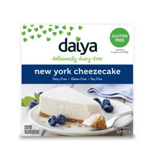 Vegan New York Cheese Cake