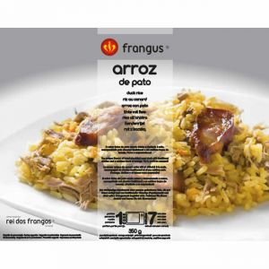 Portuguese Duck Rice Ready Meal