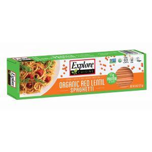 Red Lentil Spaghetti