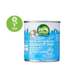 Vegan Sweetened Condensed Coconut Milk