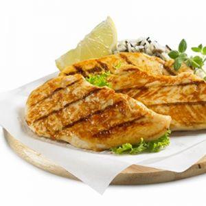 Greek Grilled Chicken Fillet