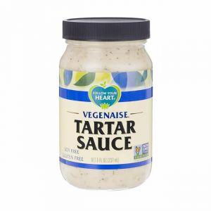 Vegan Vegenaise Tartar Sauce