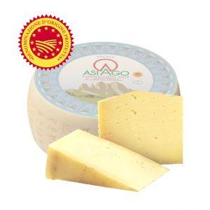 Wedge Asiago Pressato DOP Cow Milk Cheese
