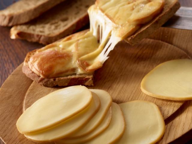 Portion Provola Smoked Cheese