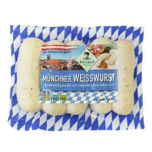 Munich Sausage/Münchner Weisswurst