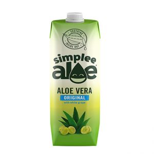 Aloe Vera with White Grape
