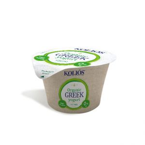 Organic Greek 0% Fat Yogurt