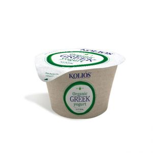 Organic Greek 10% Fat Yogurt